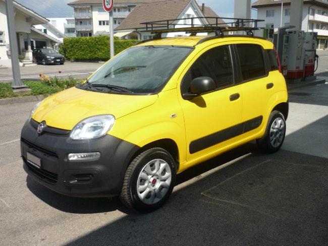 van Fiat Panda Van 0.9 TwinAir Climbing 4x4S/S