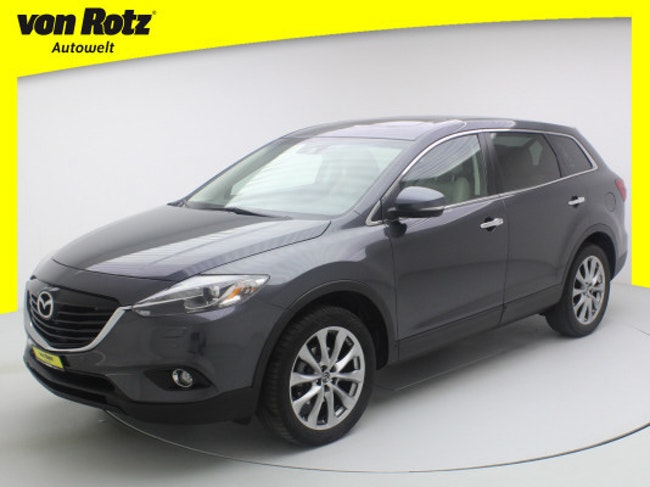 suv Mazda CX-9 3.7 V6 Revolution