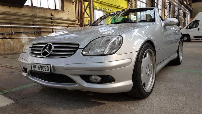 cabriolet Mercedes-Benz SLK 32 V6 AMG Cabriolet