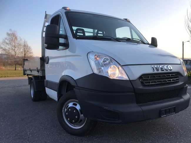 van Iveco Daily / Turbo Daily Daily 35 C 15 DK.-Ch. 3450 3.0 HPI 146 Agile
