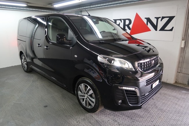 bus Peugeot Traveller Allure Standard