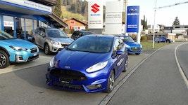 Ford Fiesta 1.6 EcoB ST-1 7'000 km CHF17'900 - kaufen auf carforyou.ch - 2