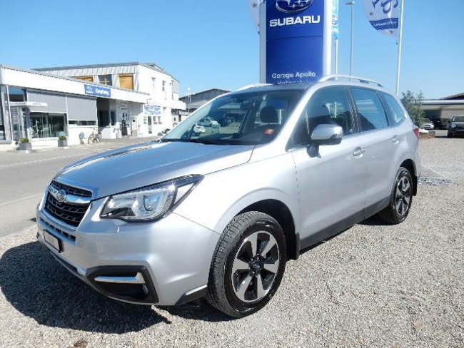suv Subaru Forester 2.0i Swiss Plus