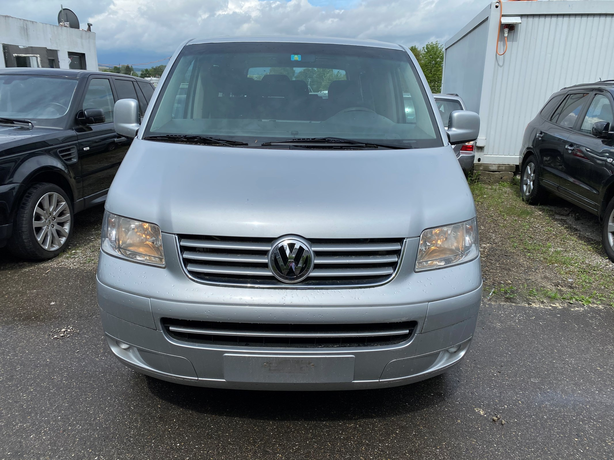bus VW T5 2.5 TDI PD