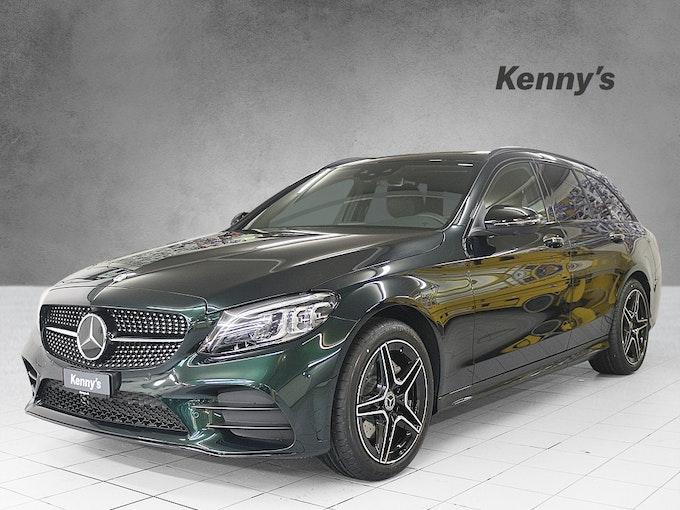 Mercedes-Benz C-Klasse C 220 d Swiss Star AMG Line 4Matic Kombi 47'000 km CHF56'100 - kaufen auf carforyou.ch - 1