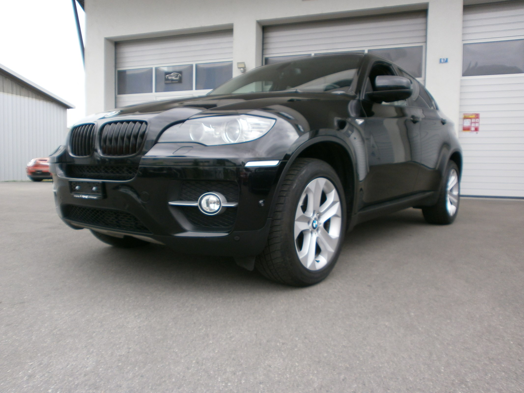 Buy Suv Bmw X6 Xdrive 40d Steptronic On Carforyou Ch