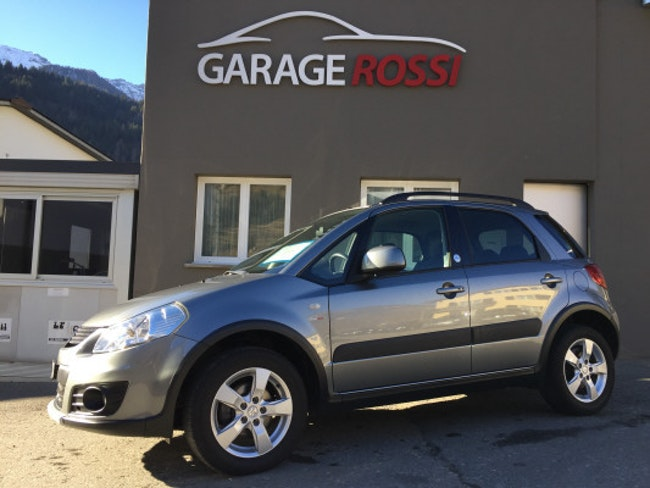 saloon Suzuki SX4 1.6 GL Top Barry 4WD