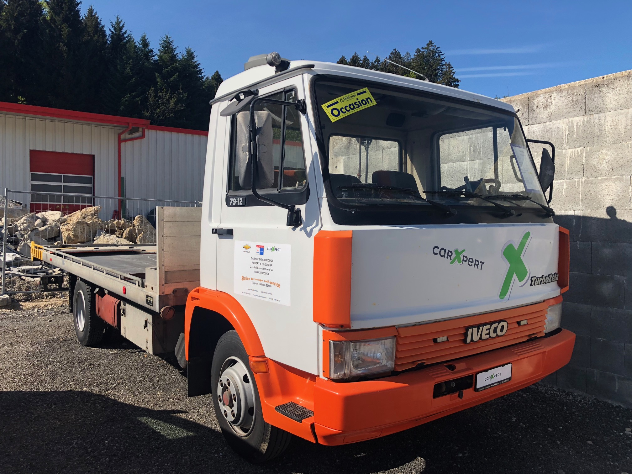 truck Iveco other 75-12