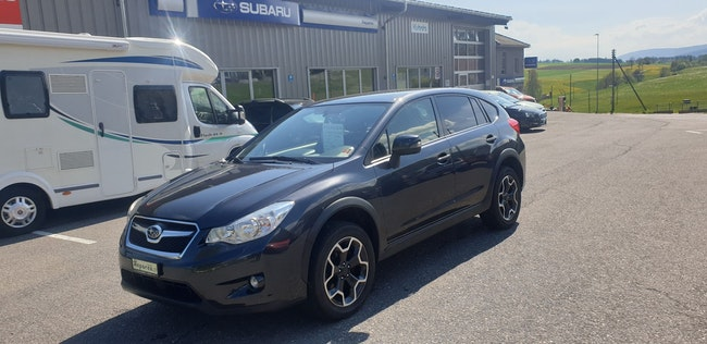 suv Subaru XV 2.0i Swiss Two