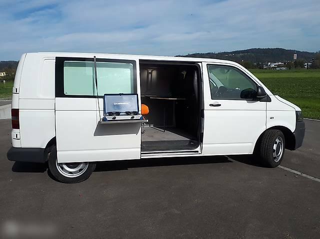 bus VW T5 Campingausbau frisch ab MFK
