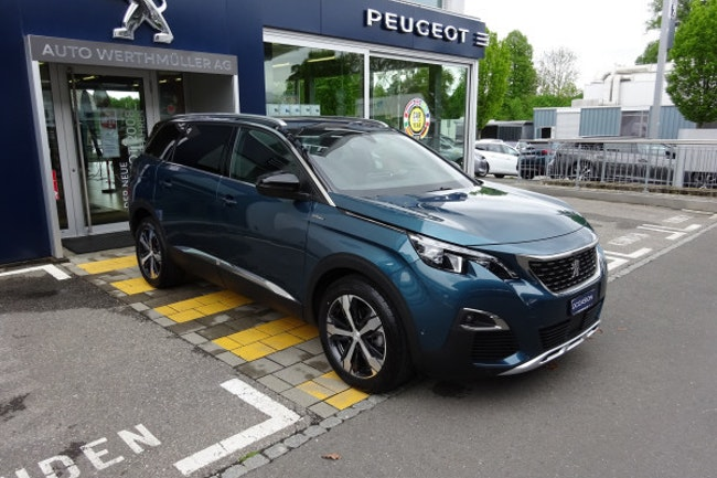 suv Peugeot 5008 1.5 BlueHDi GT Line