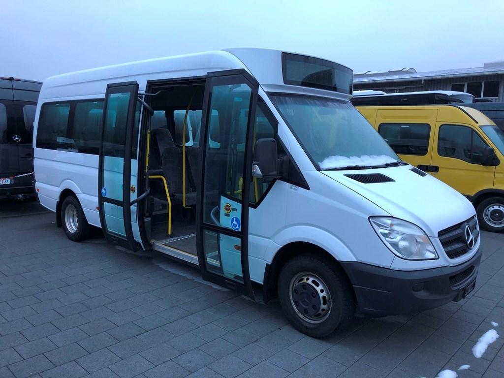 bus Mercedes-Benz Sprinter 515 cdi