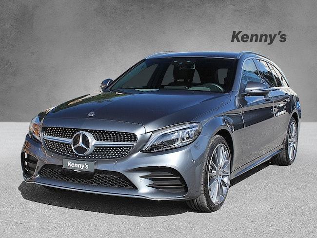 estate Mercedes-Benz C-Klasse C 200 Swiss Star AMG Line Kombi 4Matic