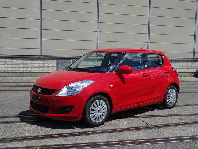 saloon Suzuki Swift 1.2 GL Top Indigo S/S