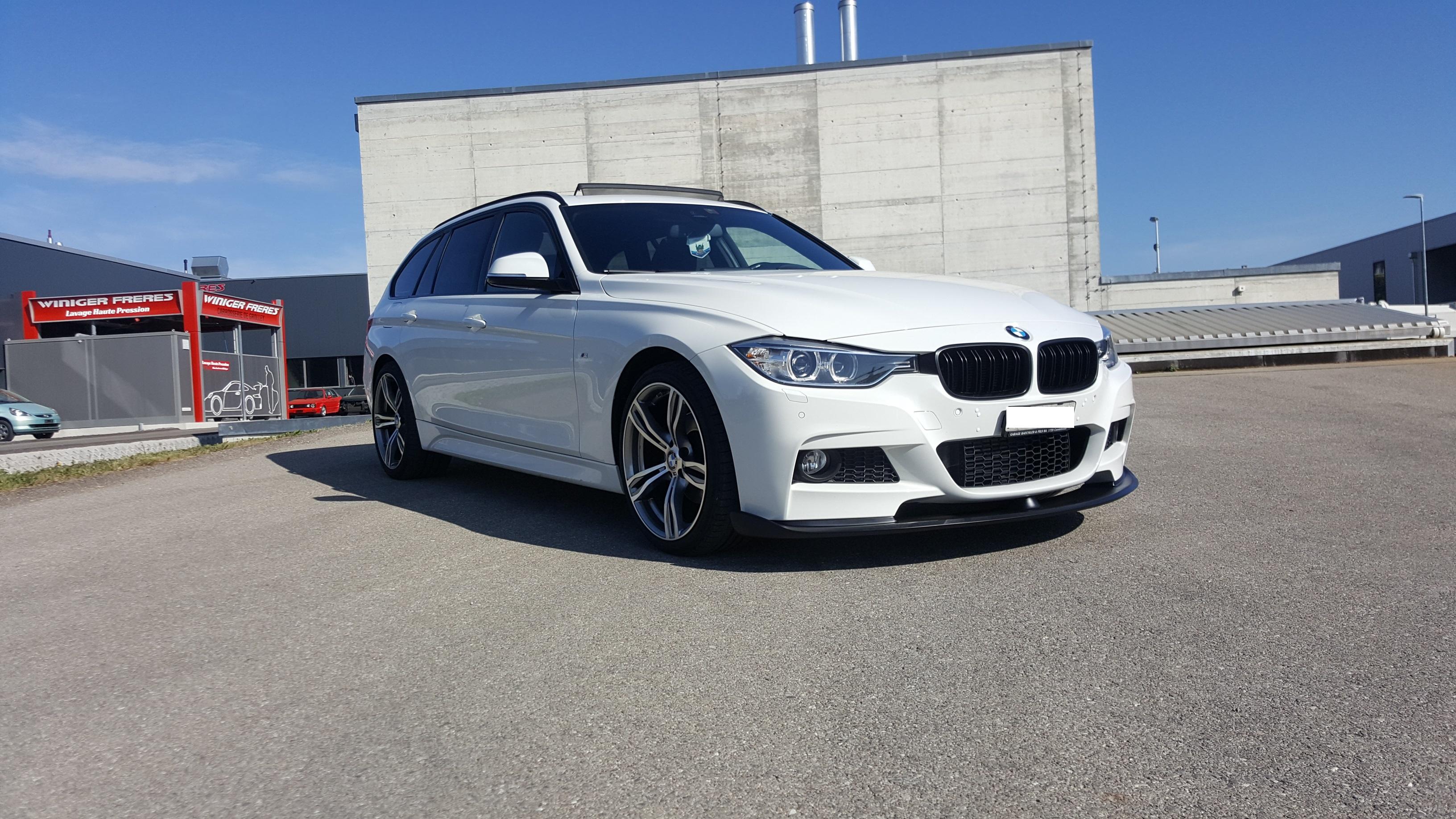 estate BMW 3er 320d xDrive SAG Touring Pack-M