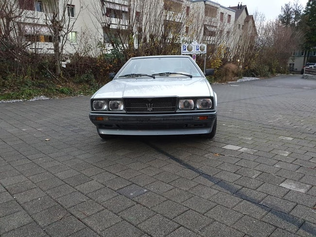 saloon Maserati Biturbo 2.5 Si