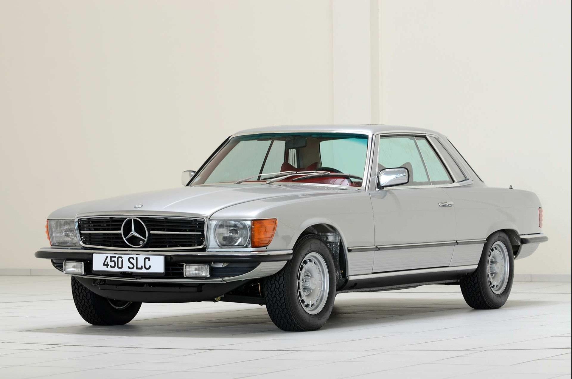 coupe Mercedes-Benz SLC 450