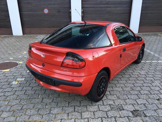 coupe Opel Tigra 1.4i 16V