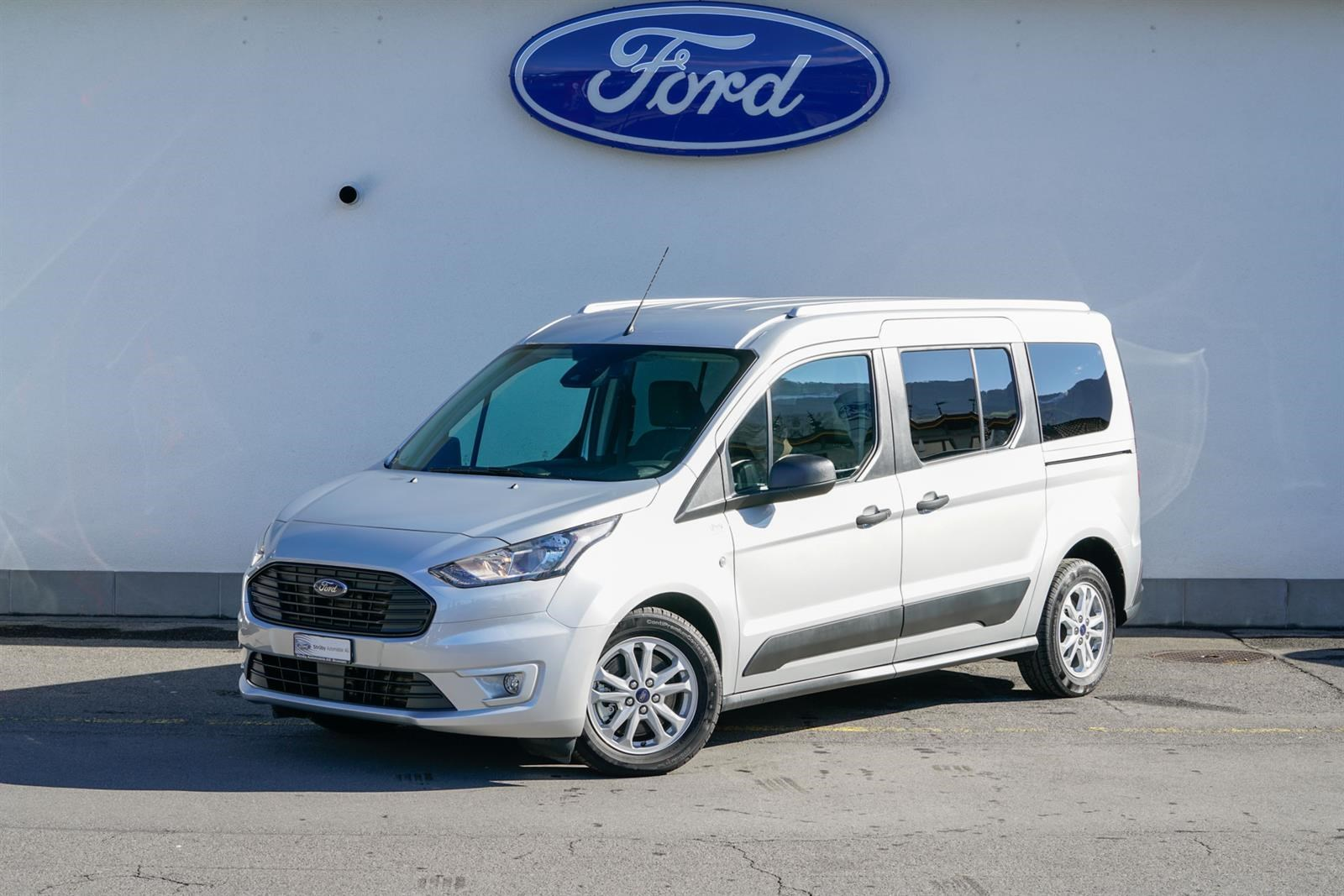 bus Ford Connect TOURNEO CONNECT Grand 1.5 EcoBlue Trend