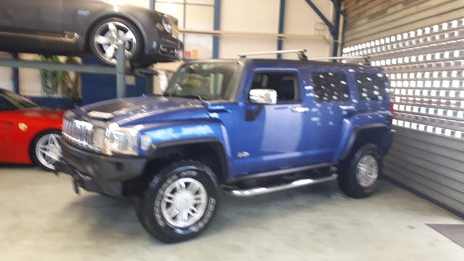 suv Hummer H3 3.7 Luxury