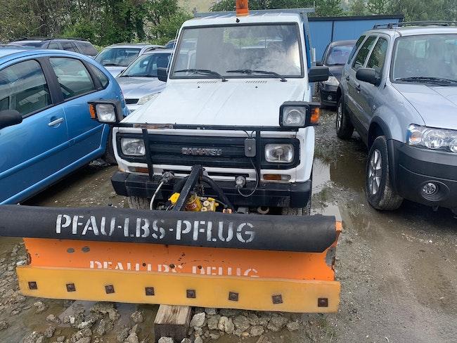 pickup Daihatsu Rocky 2.8D