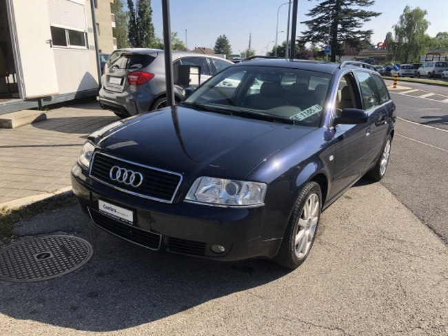 estate Audi A6 Avant 2.7 T quattro