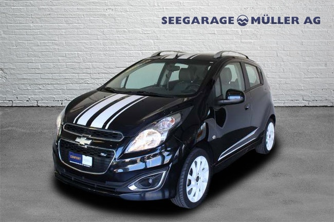 saloon Chevrolet Spark 1.2 16V Race Edition