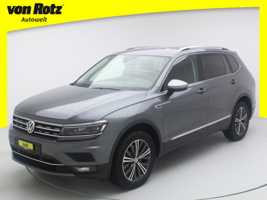 suv VW Tiguan 2.0TSI High 4M