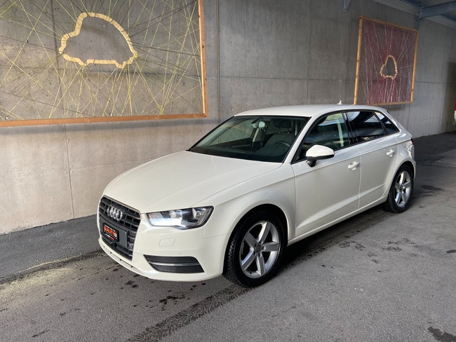 saloon Audi A3 Sportback 2.0 TDI 150 Attraction S-Tr
