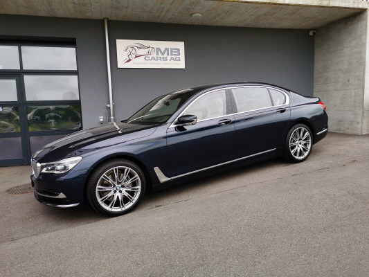 Buy Sedan BMW 7er 740Ld XDrive On Carforyou.ch