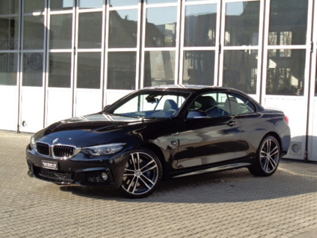 cabriolet BMW 4er 440i Cabrio xDrive MSport