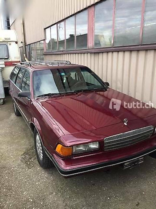 estate Buick Century Kombi 8 Plätzer, Jg.89, V6, 3,3L frisch ab MFK