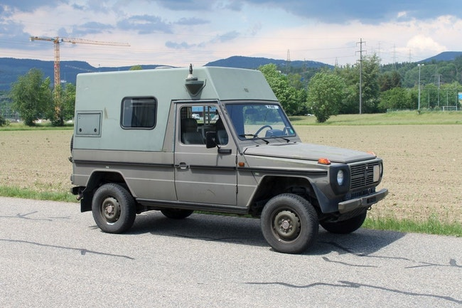 suv Puch G-Modell G 230