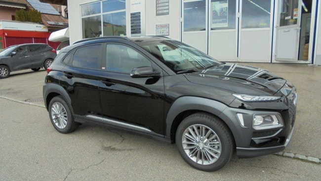 suv Hyundai Kona 1.6 T-GDi Amplia 4WD KONA