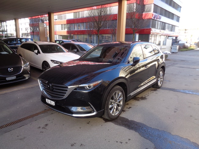 suv Mazda CX-9 Grand Touring