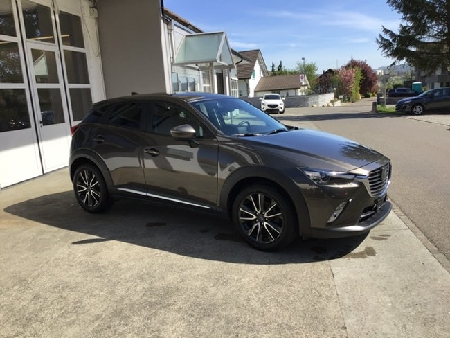 suv Mazda CX-3 2.0 Revolution AWD