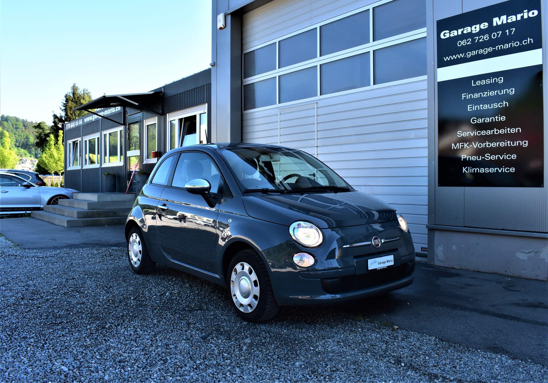 Buy Sedan Fiat 500 1.2 Pop On Carforyou.ch
