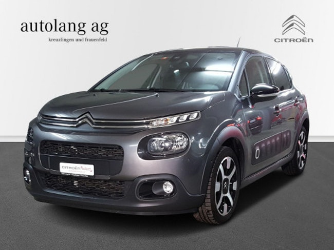 saloon Citroën C3 1.2i PureTech Shine