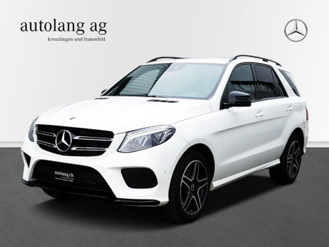 suv Mercedes-Benz GLE-Klasse GLE 250 d Executive 4M