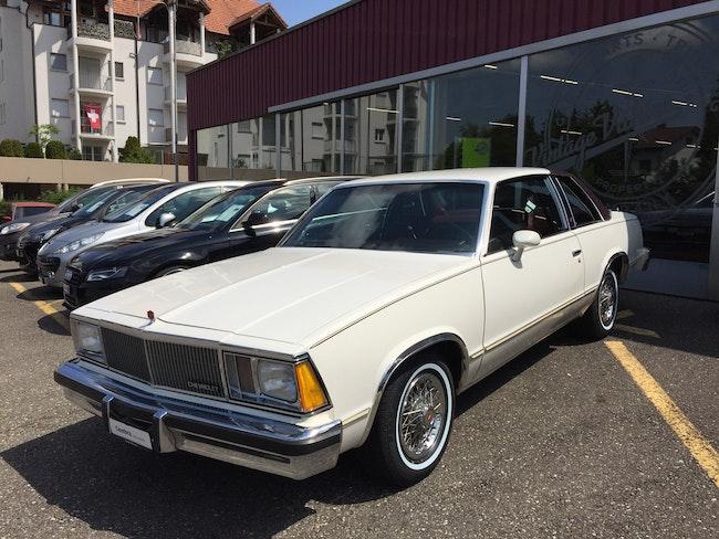 saloon Chevrolet Malibu Classic Coupe Landau