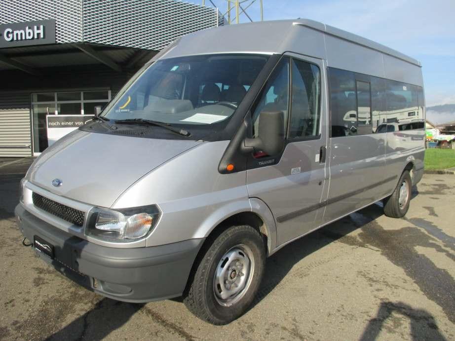 bus Ford Transit Bus 14 Pl. 2.4 TDCi 137