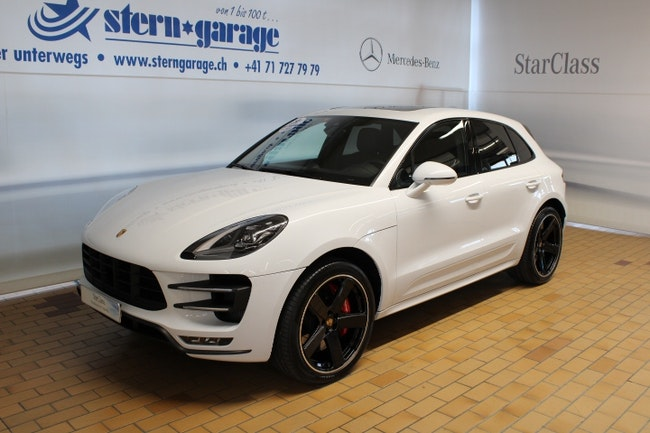 suv Porsche Macan 3.6 V6 Turbo Performance
