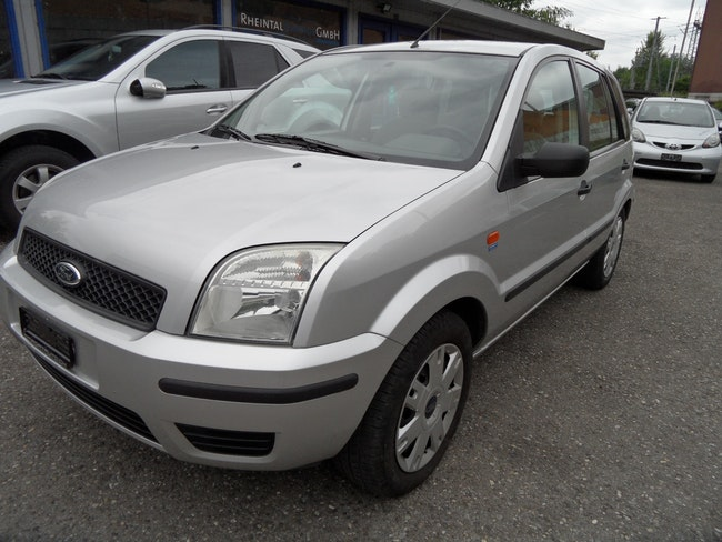 van Ford Fusion 1.6 16V Trend