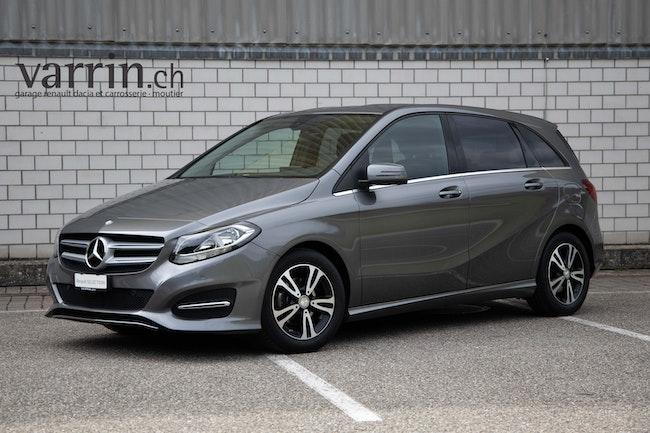 van Mercedes-Benz B-Klasse B 180 CDI BlueEF Edition Style