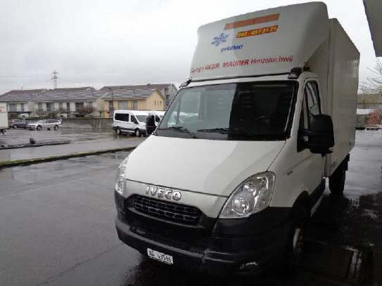 saloon Iveco Daily / Turbo Daily Daily 35 S 13 K.-Ch. 3450 Kühlwagen