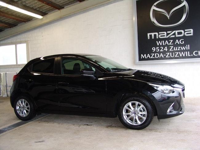 saloon Mazda 2 1.5 90 Ambition Plus AT Navi