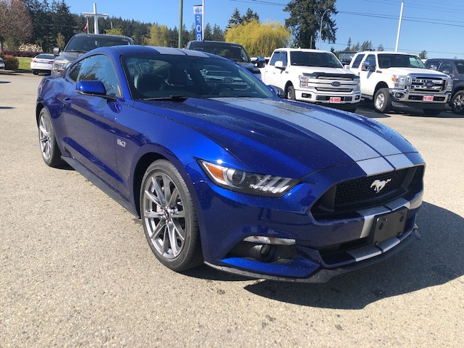 coupe Ford USA Mustang Coupe 5.0V8 GT Premium
