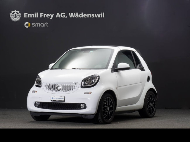 cabriolet Smart Fortwo 0.9 Prime twinamic