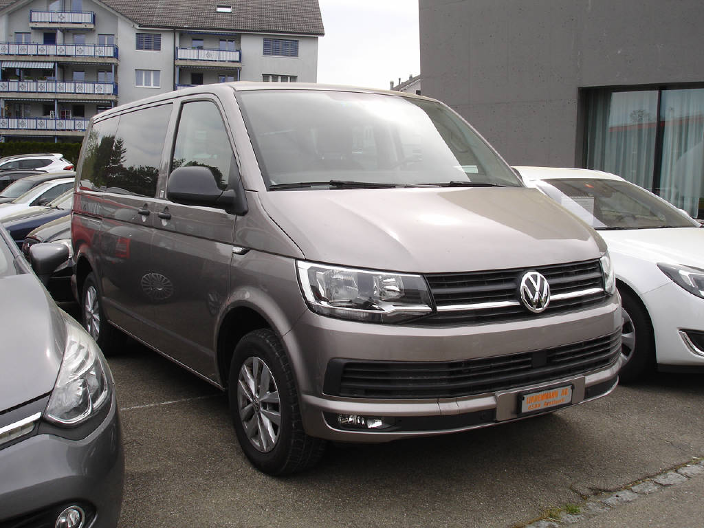 bus VW T6 Multivan 2.0 TDI 150 TL Liberty DSG