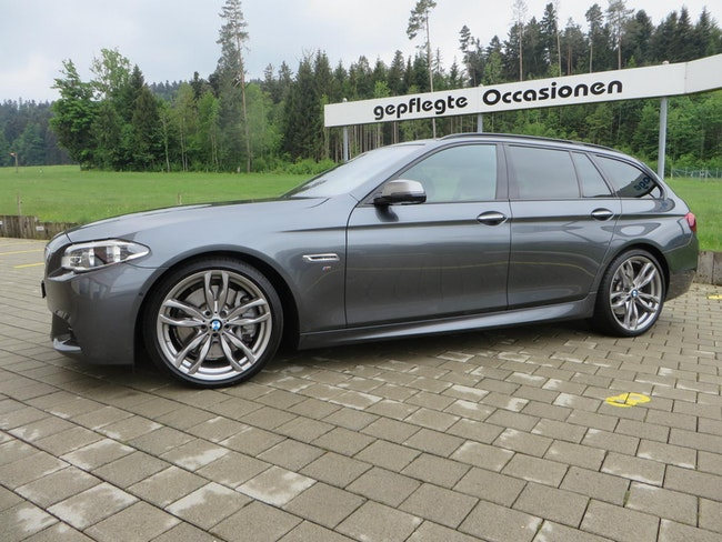 estate BMW 5er Reihe F11 Touring M 550d xDrive